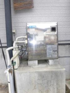 石油給湯器 ノーリツOTQ-4705SAY交換の施工前画像 / 宮城・仙台・山形の給湯器の交換[シマツ]