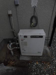 ガス給湯器 パーパス GN-2003AR-1交換の施工前画像 / 宮城・仙台・山形の給湯器交換[シマツ]